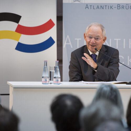 Transatlantische Konferenz zum Zwei-Plus-Vier-Jubiläum