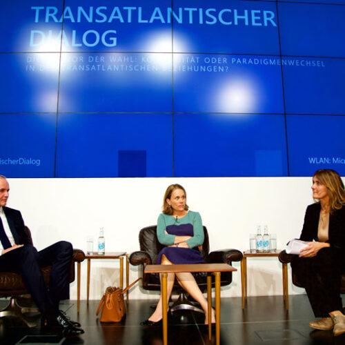 """""""Die USA vor der Wahl: Kontinuität oder Paradigmenwechsel in den transatlantischen Beziehungen?"""""""