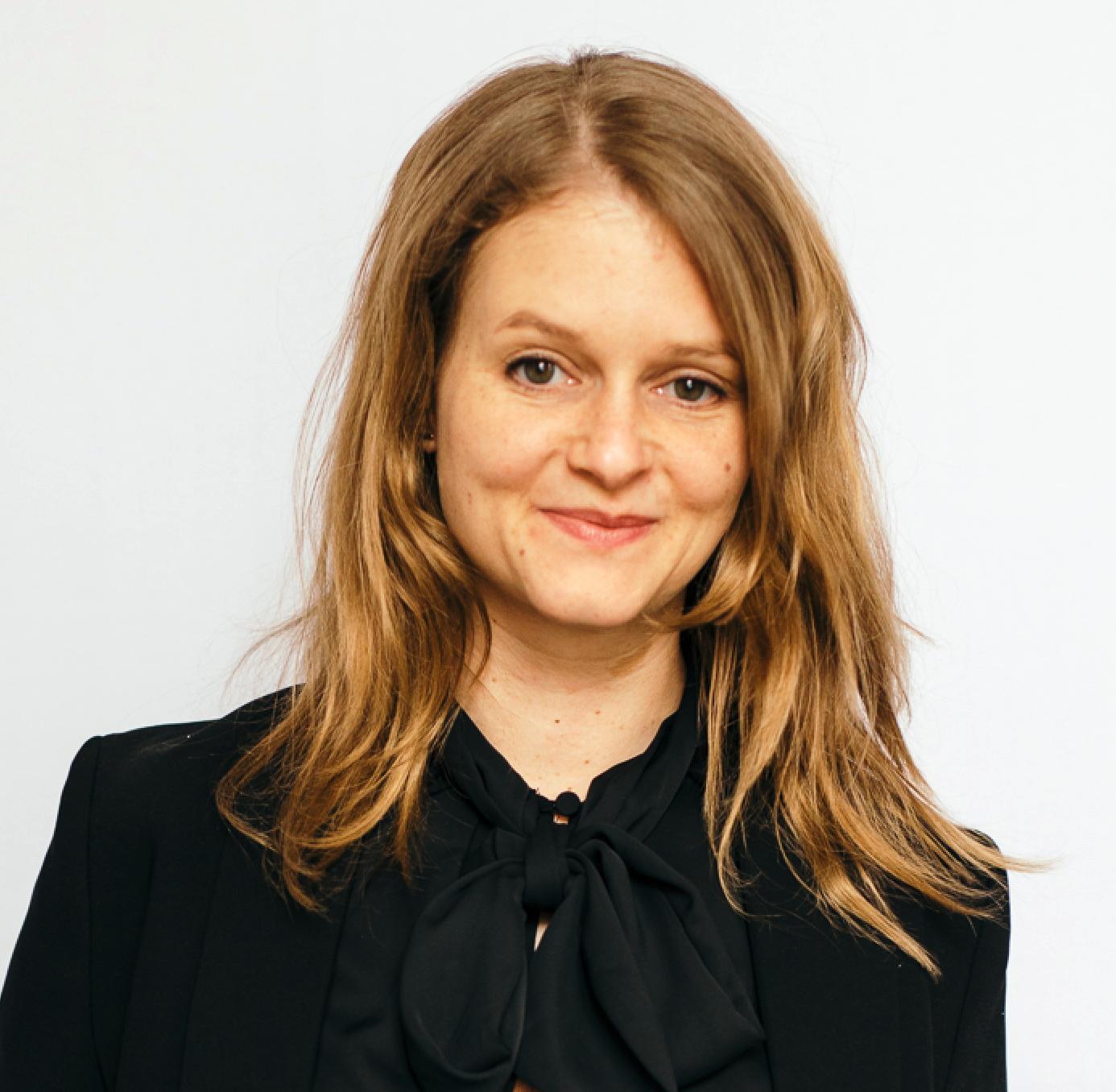 Anna Maciejowski ist neue Programmleiterin