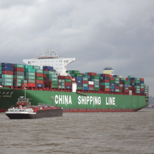 Transatlantische Handelspolitik ist Chinapolitik