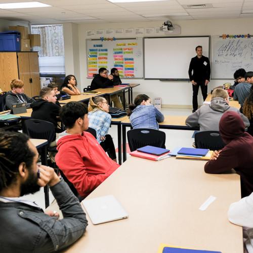 Transatlantische Lehrerreise USA