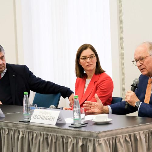 Ischinger und Gabriel: Europa muss handlungsfähiger werden