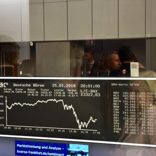 """10 Jahre Finanzkrise – """"Derzeit liegen die Risiken eher in der Geopolitik"""""""