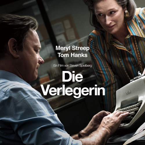 """Die Verlegerin – The Post"""