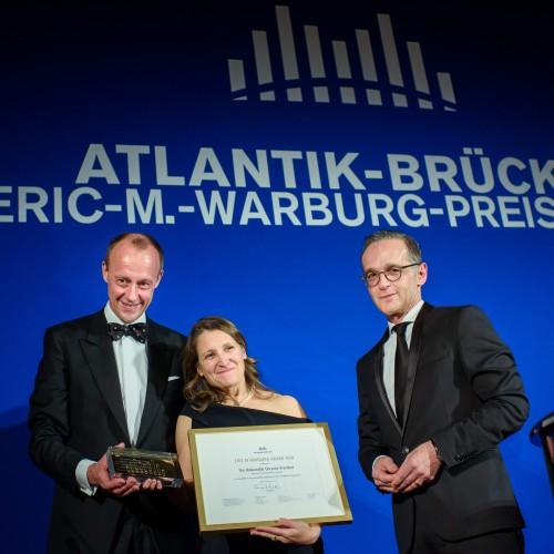 Eric M. Warburg Award