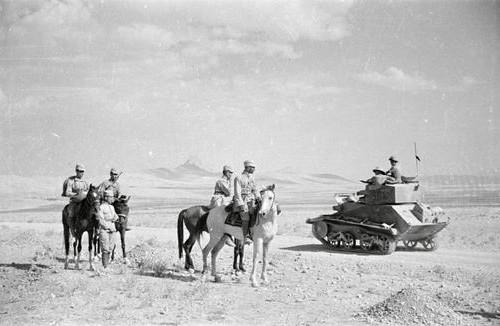 Invasion im Iran