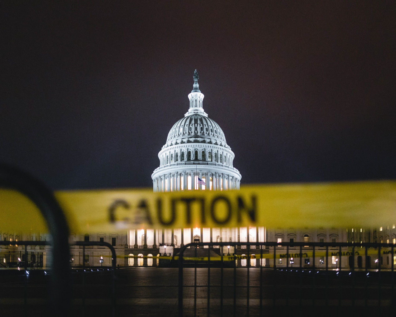 """""""Eine Riesengefährdung der amerikanischen Institutionen"""""""