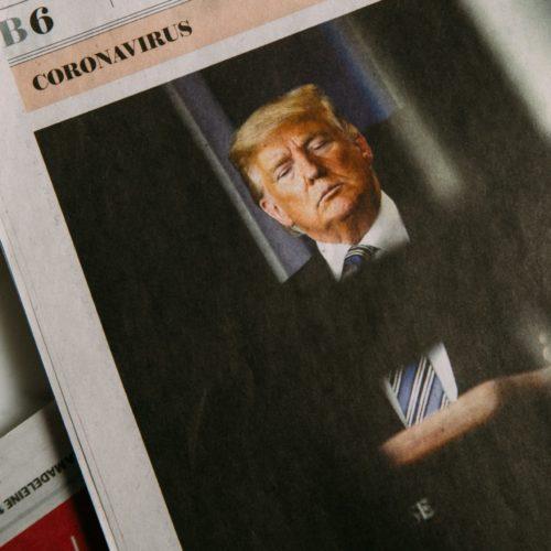 US-Wahlkampf imCorona-Shutdown