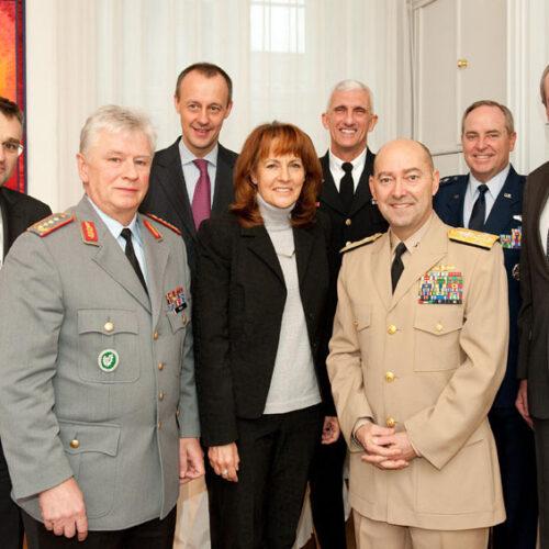 Expertengespräche mit dem U.S. European Command