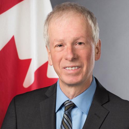 Welcome Lunch für den neuen kanadischen Botschafter
