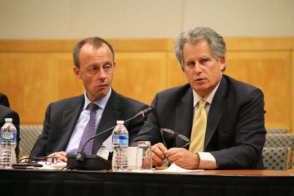 """""""Keine Rückkehr zum Protektionismus"""" – Transatlantic Call mit David Lipton, Stellvertretender Direktor des IWF"""