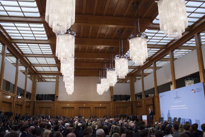 Konferenz spricht Probleme im Jubiläumsjahr offen an