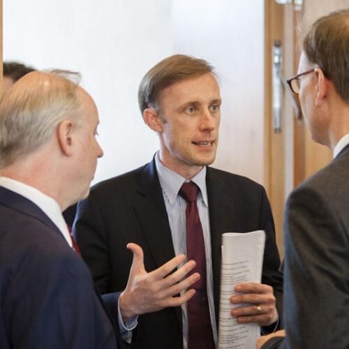 Sullivan: Transatlantische Kooperation wird wichtiger